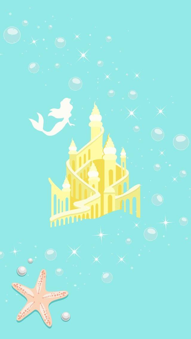I Explore Ang Disney Wallpaper At Higit Pa Sirenita WallpaperIphone
