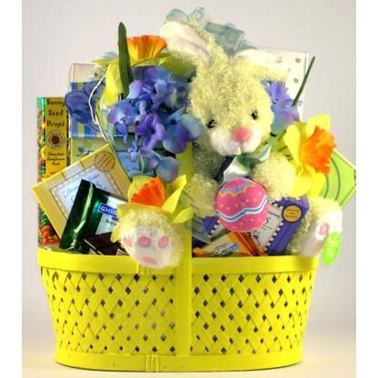 Easter gift basket sears holiday guide easter pinterest easter gift basket sears negle Images