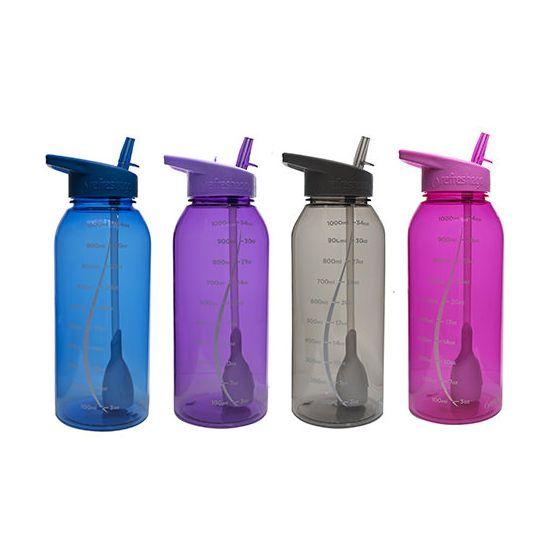 Cccorps Org Water Bottle Filtered Water Bottle Motivational Water Bottle