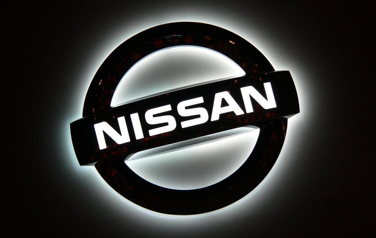 great nissan logo wallpaper Nissan, Logos, Nissan trucks