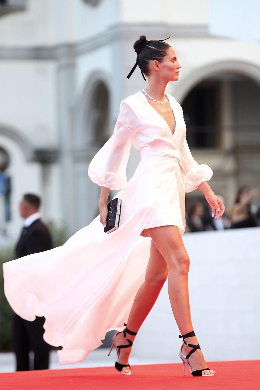 d24a44aed8de Bianca Balti Wears OVS To Venice Film Festival