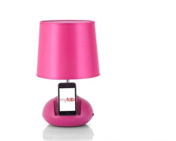 Teen Bedroom lamp | The Vibe Modern iPhone Lamp For Your Living Room ...