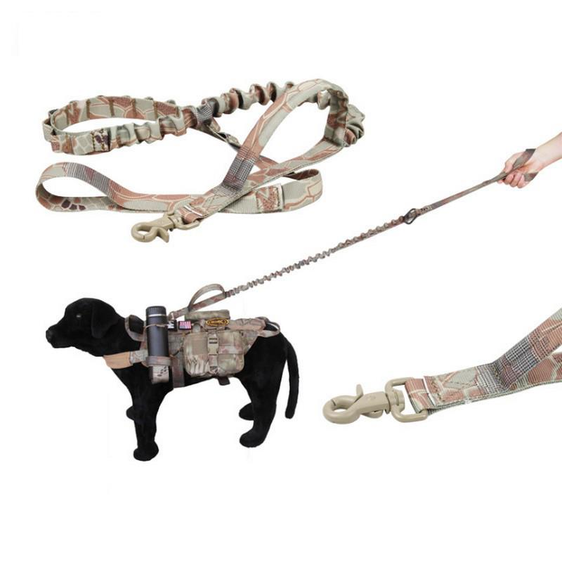 Us 13 99 Tactical Multi Function Versatile Longer Training Dog