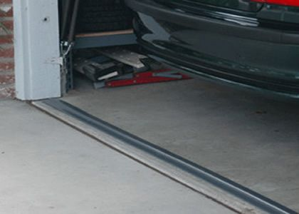 Our Garage Door Threshold Seal Kit Comes Complete With Everything
