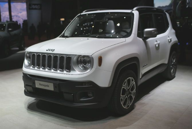 Fiat Confirma Renegade Sera Brasileiro A Fabrica Que A Fiat Esta