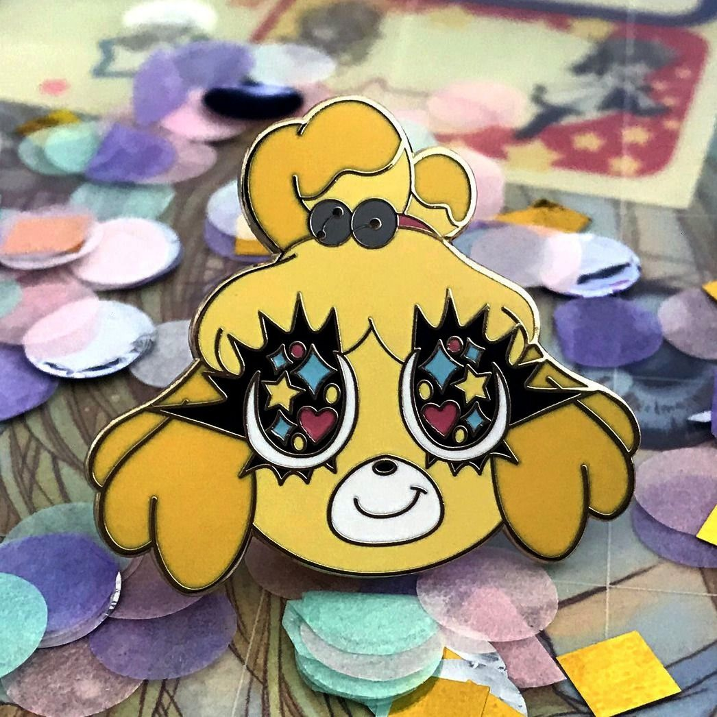 Pin made by JessicaRaptorus -Isabelle Pin made by JessicaRaptorus -  Miraculous Ladybug: Style Quee