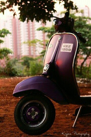 Pin On Bajaj Scooter