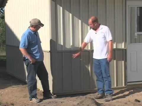 Steel Pole Barn Affordable Steel Pole Barns Metal