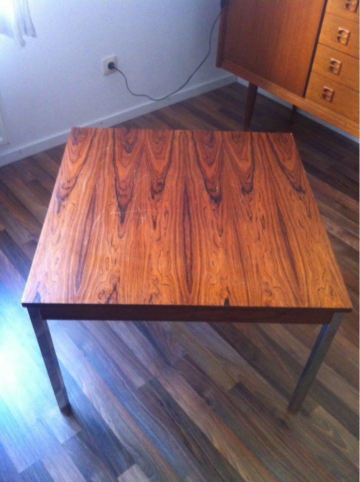 Beistell oder wohnzimmertisch retro tisch ca 40 cm hoch for Wohnzimmertisch 60 cm hoch