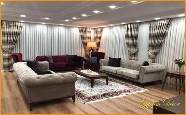 غرف نوم مودرن 2021 كاملة Modern Bedroom Interior Design Home