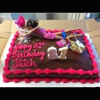 Awesome 21st birthday cake 21st Birthday Ideas Pinterest