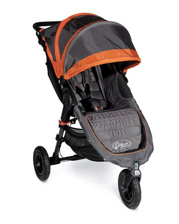 Baby Jogger City Mini Gt Larger Wheels And An Adjustable
