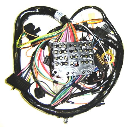 1964 72 chevelle dash wiring harness we use m electrical for our. Black Bedroom Furniture Sets. Home Design Ideas
