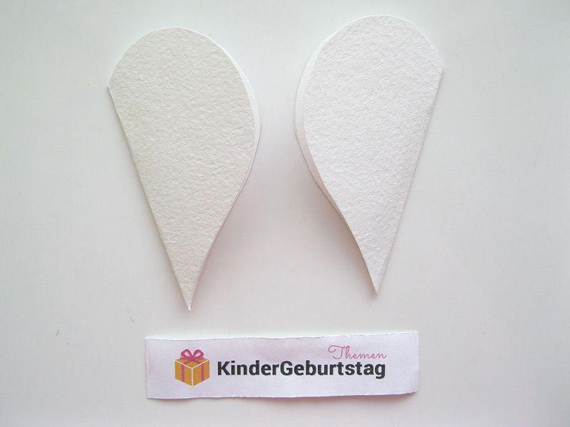 Elefant basteln aus Papier: Anleitung und Vorlage für die Kinder ...