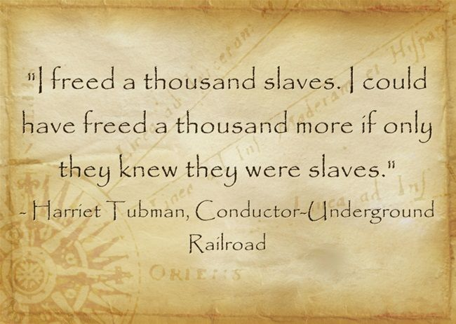 a biography of harriet tubman the underground railroad heroine Harriet tubman & the underground railroad public education and entertainment to help the audience experience a bit of what life was like for this daring heroine.