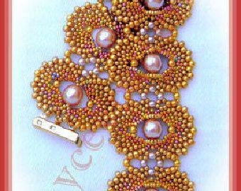 Moana Pearl Bracelet PATTERN