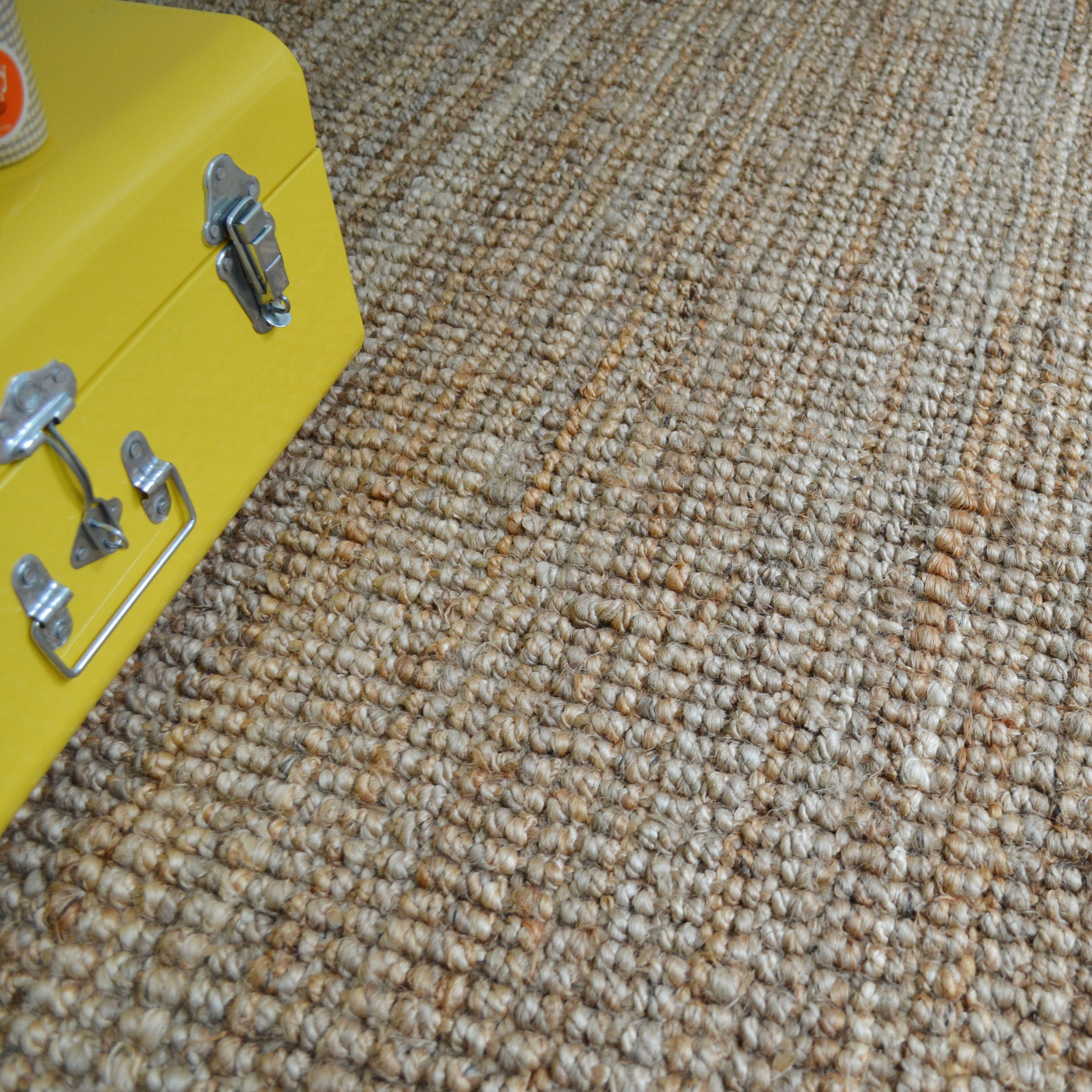 Idée tendance : tapis en fibre végétale naturelle  Fibre vegetale