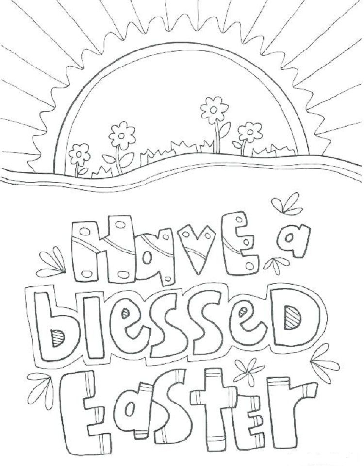 Pin By Amanda Hayford On Church Busy Bags Easter Coloring Pages Printable Easter Coloring Pages Easter Christian