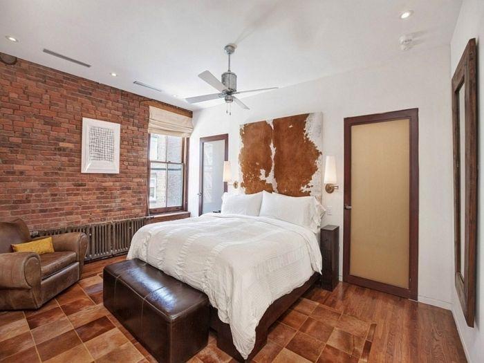 Deco Chambre Loft New Yorkais