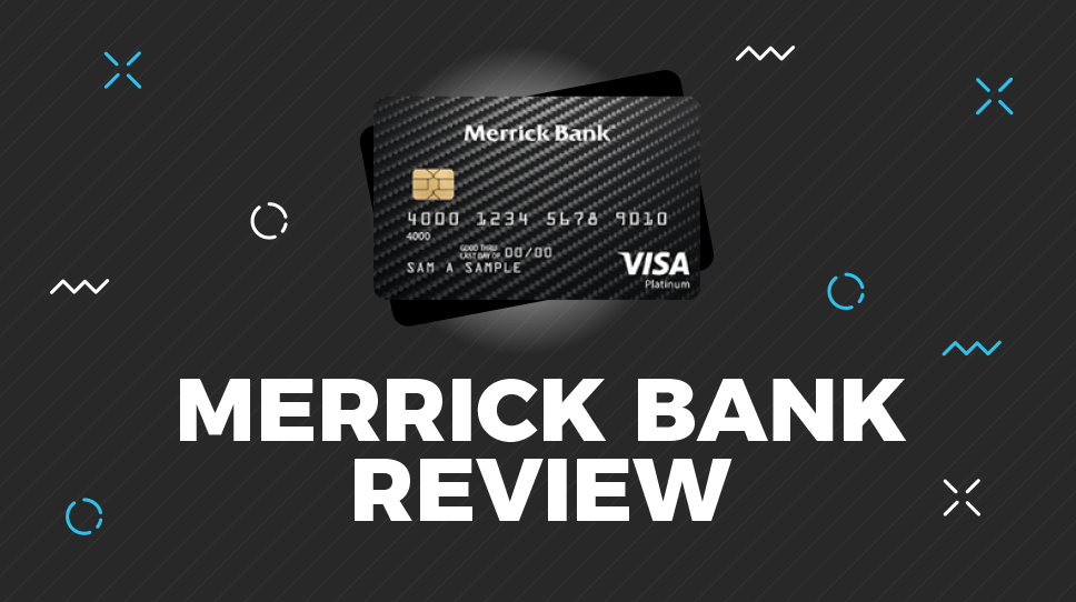 Merrick Bank Review Secured Card Credit Card Credits