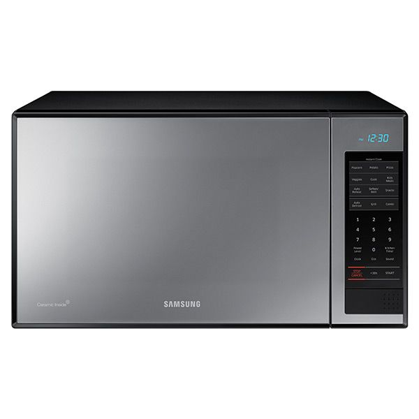 1 4 Cu Ft Countertop Microwave With Powergrill In Stainless