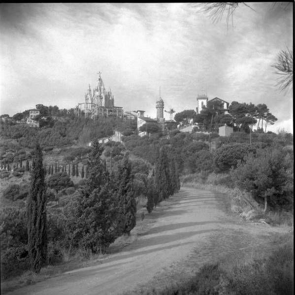 Vista desde el Observatori Fabra