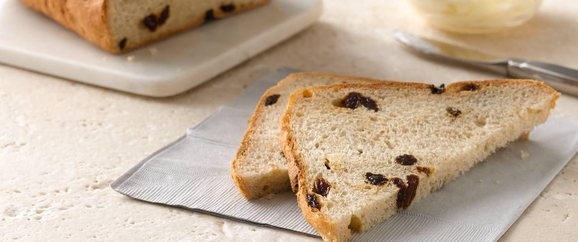Bread Machine CinnamonRaisin Bread Recipe Cinnamon
