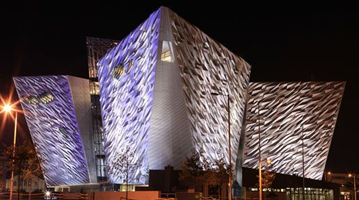 The hugely successful Titanic Quarter recently reached over 2 million visitors.