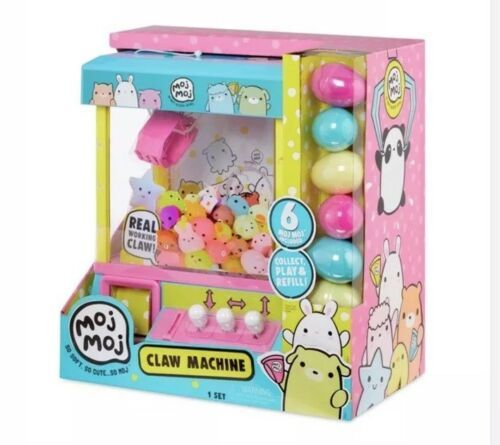 Moj Moj Claw Machine Playset Works With Lights And Sounds ...