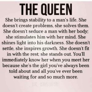 Queen Quotes Inspiration | Quotes About Being A Queen   #Queen #Quotes #empowerment #girlpower