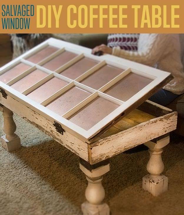 Cheap Home Improvement Ideas. Unique Coffee TableDiy ...