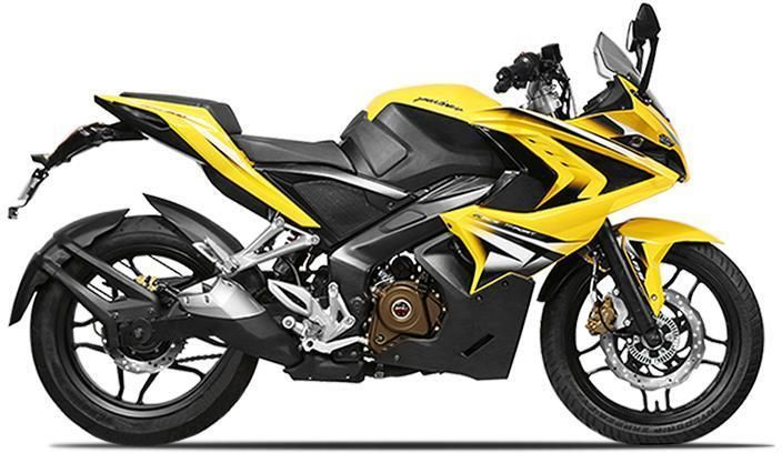 Bajaj Pulsar Rs200 Abs Price Specs Review Pics Mileage In
