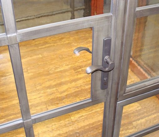 Reliant Princeton Hot Rolled Steel Windows | Optimum Window Mfg - love the color & Reliant Princeton Hot Rolled Steel Windows | Optimum Window Mfg ... pezcame.com