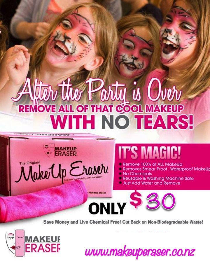 http//www.makeuperaser.co.nz Makeup eraser, Cruelty