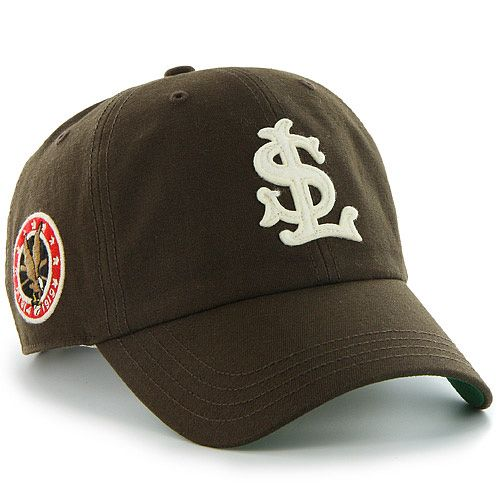 908f9c2322f St. Louis Browns Baseball United 1914 Baldwin Clean Up Adjustable Cap by  47  Brand - MLB.com Shop