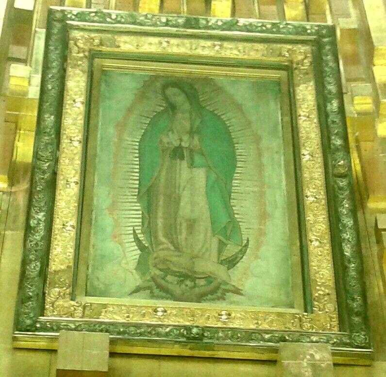 Virgen Maria (Guadalupe)