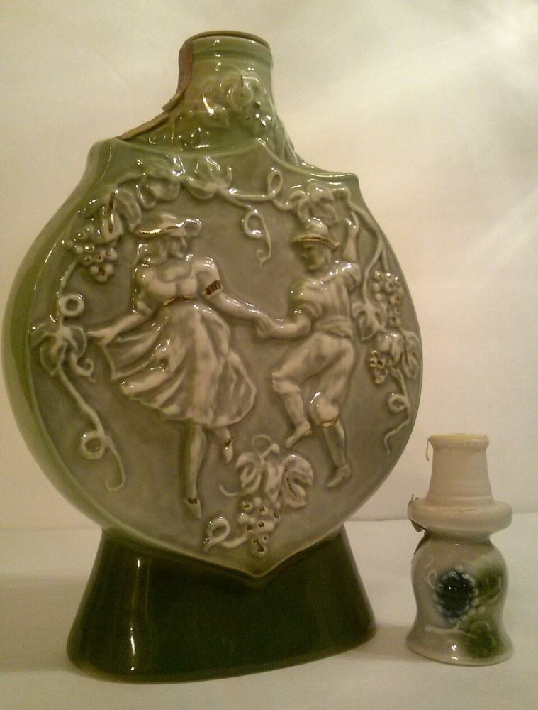 VTG-Regal China Decanter/Liquor Bottle-Germany - Empty -Collectible- Decor #JimBeam