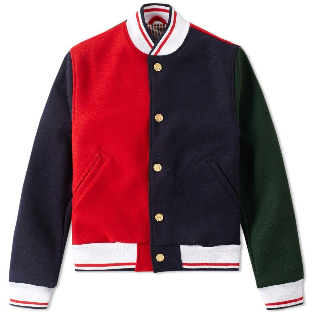 Adidas Blue X Eden Park Jacket Collegiate Navy