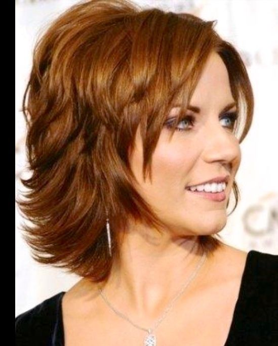 Medium Haircuts For Women Hairstyles Hairstyles And Color