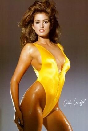 Iconic Cindy Crawford Swimsuit Poster 1990 Ift Tt