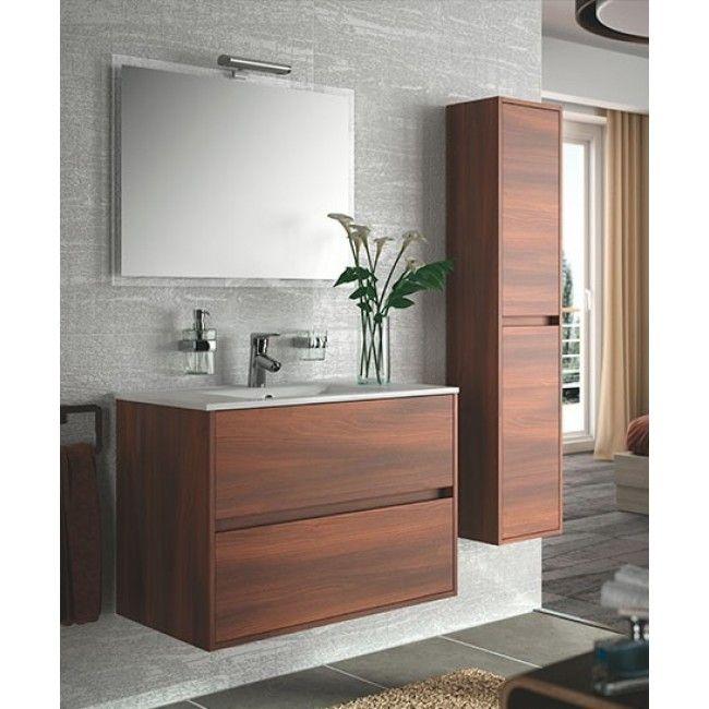 Conjunto mueble lavabo salgar noja 60 home is where for Muebles salgar