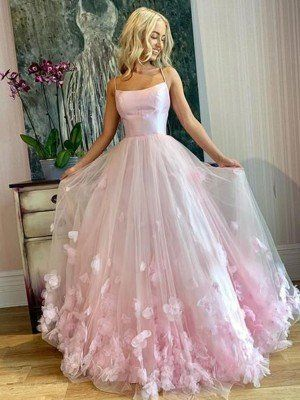 Best 12 Pink tulle long prom dress, pink evening dress – trendty Source by huelsman. - Pink tulle long prom dress, pink evening dress – trendty Source by huelsmannsophie