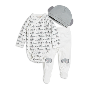 The elephant set from Lindex
