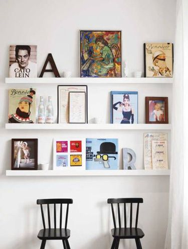 gallery wall inspiration frames art wall photography leaning photo ...