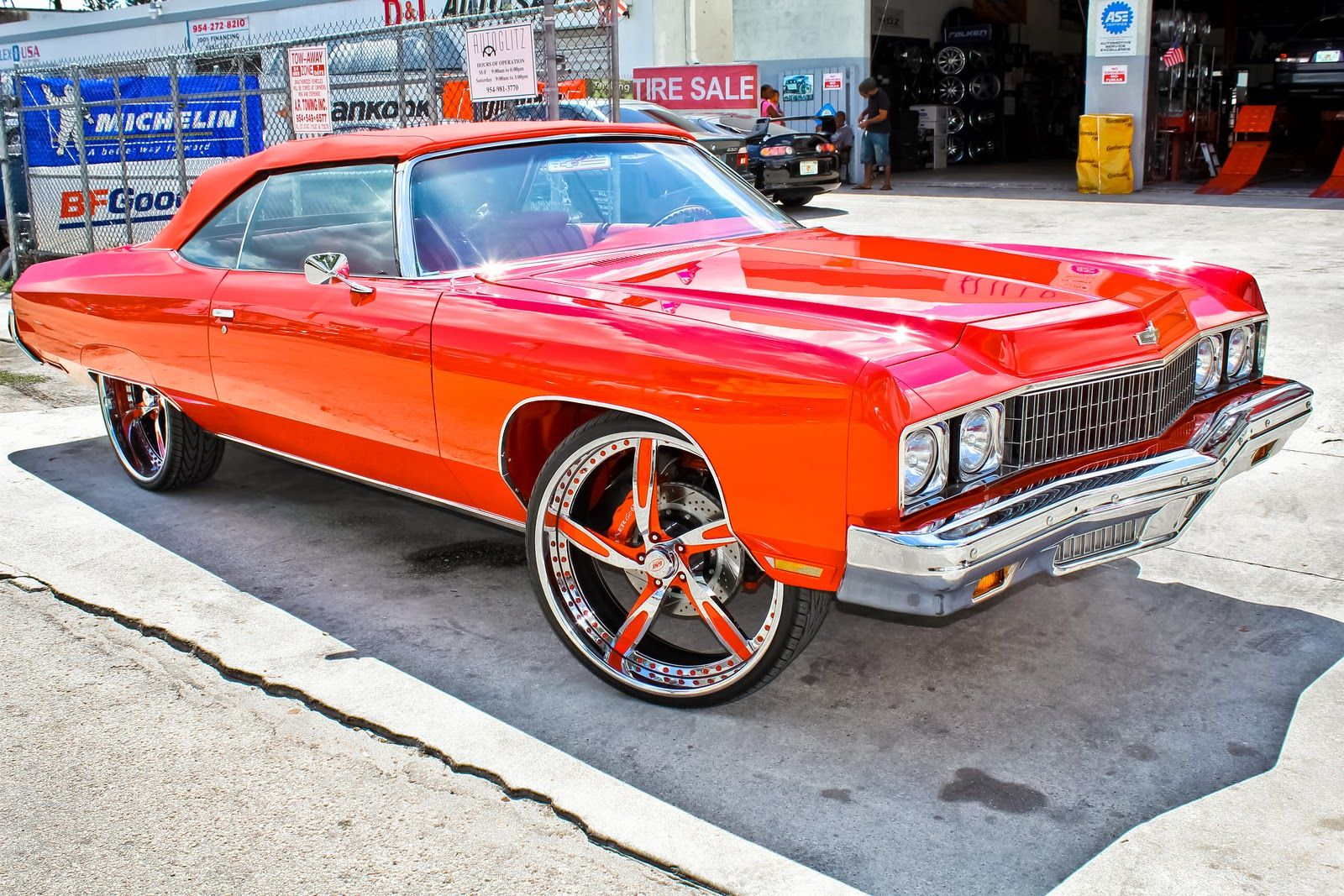 tricked out rides | Paul\'s Choice: Top 5 Donks | Donks | Pinterest ...