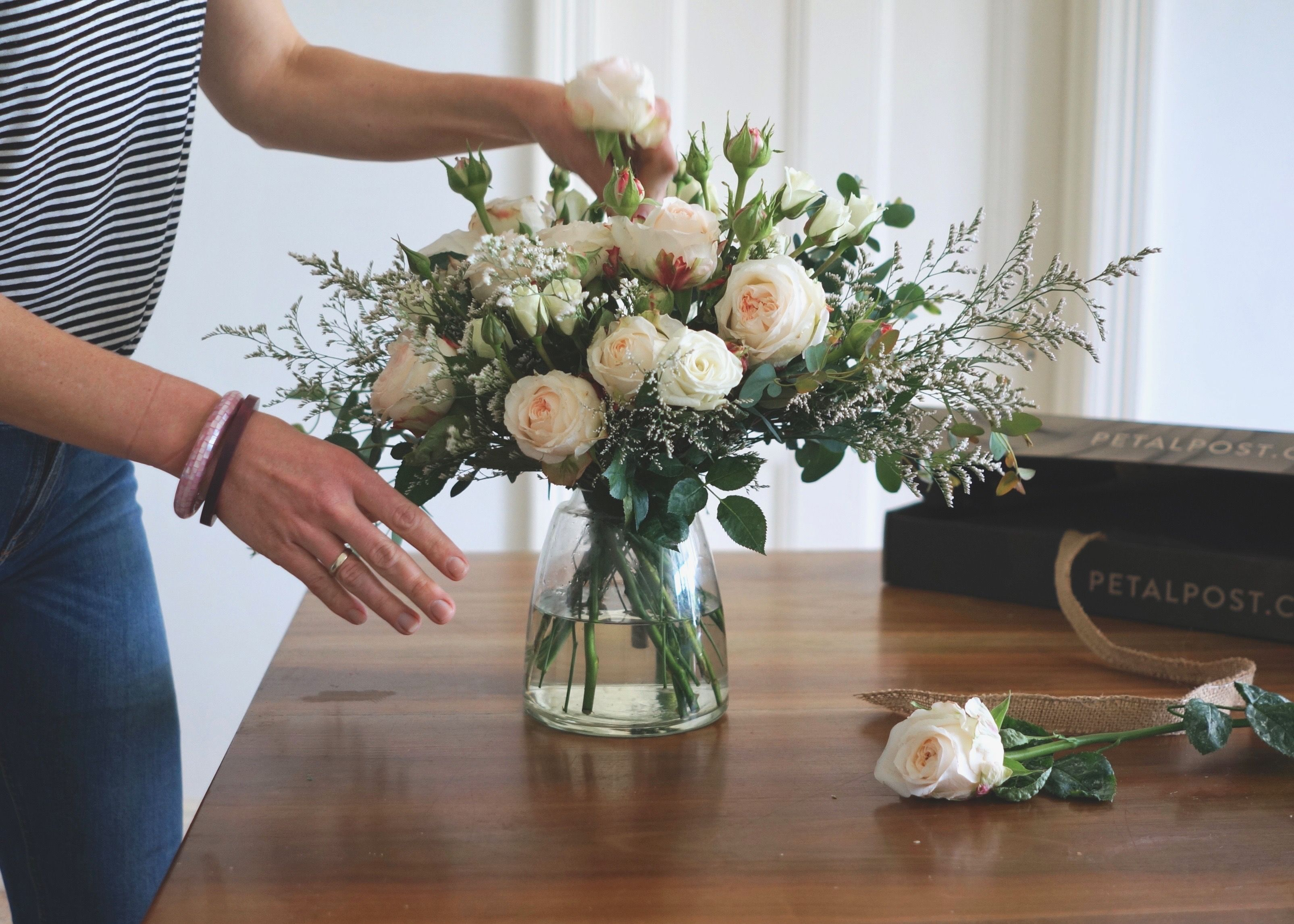 Start your Fresh Flower Subscription this week & this is