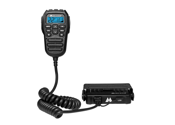 MXT275 MicroMobile® Two-Way Radio | off road | Two way radio
