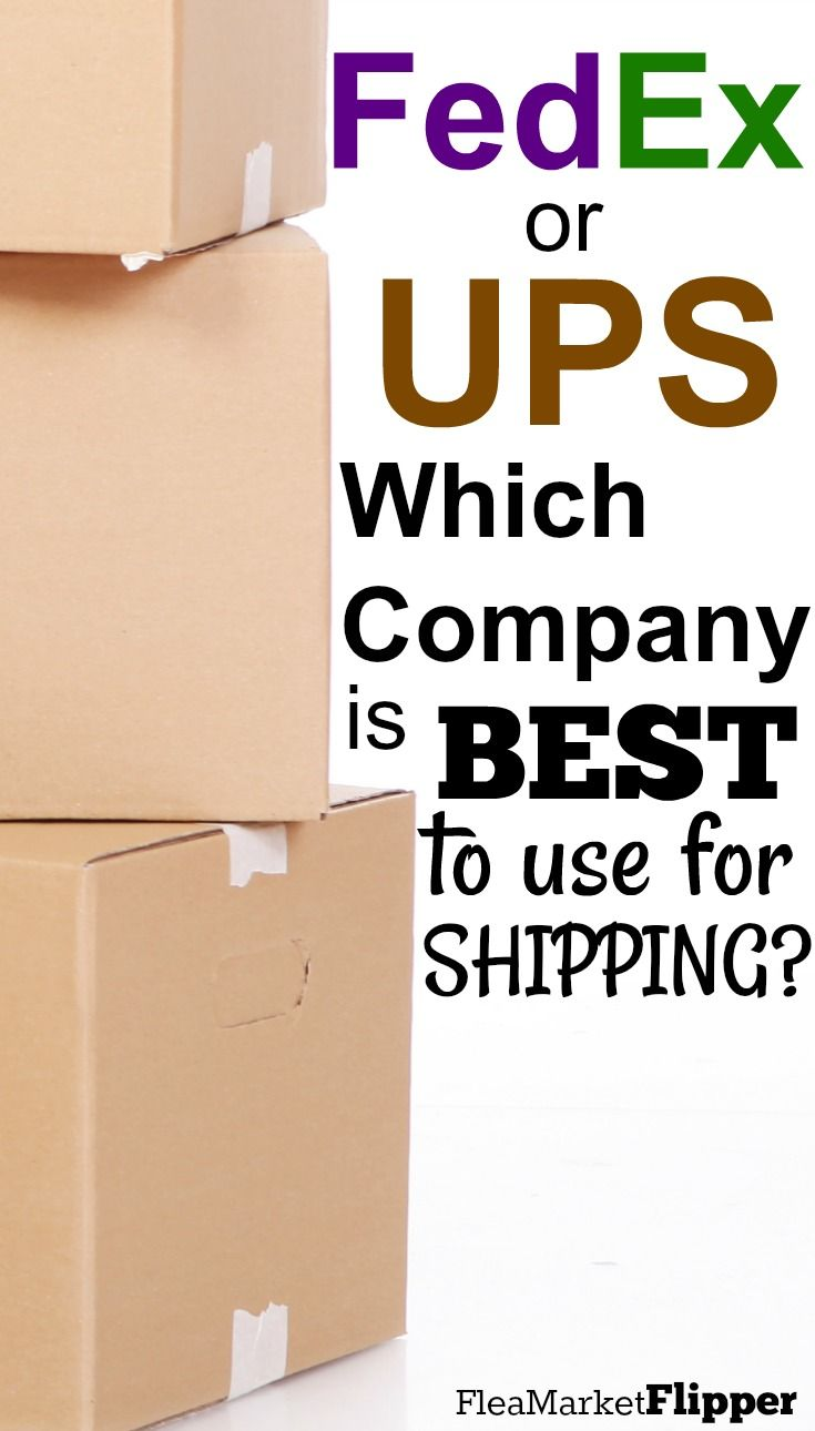 Fedex Careers Fedex Or Ups Which Is The Best Shipping Company To Use  Thrift .
