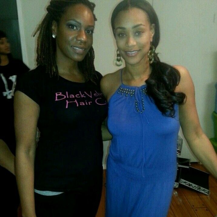 Tami Roman Loves Black Velvet Hair And We Love Her Call Ask About Our 2 Bundle Install Special At 213 293 7211
