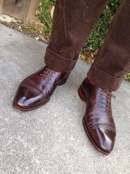 c25e7bd396d Lovely pair of Oxfords by Meermin Gentleman Shoes